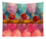 I Want Candy Tapestry