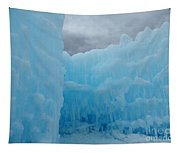 Ice Castles In Lincoln New Hampshire -1 Tapestry