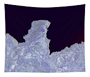 Ice Cliff  Tapestry