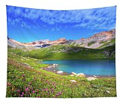Ice Lakes Basin  Tapestry