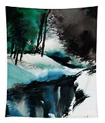 Ice Land Tapestry