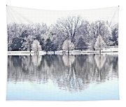 Ice Park Tapestry