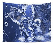 Ice Patterns 1  Tapestry