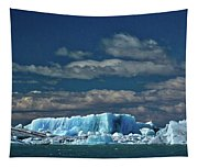 Iceberg In Viedma Lake - Patagonia Tapestry