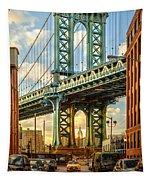 Iconic Manhattan Tapestry