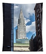 Iconic New York  Tapestry