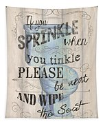 If You Sprinkle Tapestry