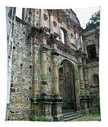 Iglesia De La Compania De Jesus 2 Tapestry