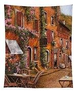 Il Bar Sulla Discesa Tapestry