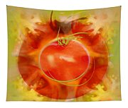 Illustration Of Tomato Tapestry