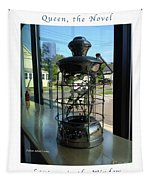 Image Included In Queen The Novel - Lantern In Window 19of74 Enhanced Poster Tapestry