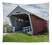 Imes Covered Bridge 2 Tapestry