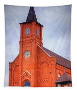 Immaculate Conception Catholic Church Tapestry