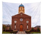 Immaculate Conception Chapel - University Of Dayton Tapestry