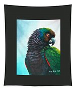 Imperial Parrot Tapestry