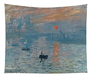 Impression Sunrise Tapestry