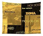 Impressions Of Arizona Se Tapestry