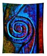 Impulsive Color Tapestry