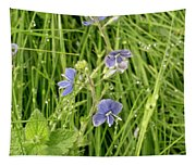 In Meadows. Tapestry