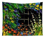 in My garden Tapestry