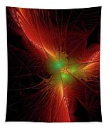 In Red 0020 Tapestry