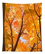 In The Autumn Mood  Tapestry