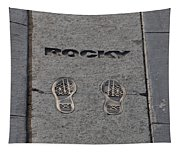 In The Footsteps Of Rocky Tapestry