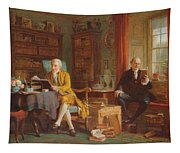 In The Library Tapestry