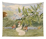 In The Shade Tapestry