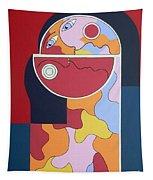 In Vino Veritas Tapestry