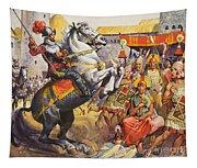 Incas Tapestry