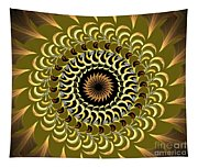 Incendia Kaleidoscope Tapestry