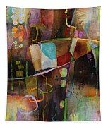 Incipient Bloom Tapestry