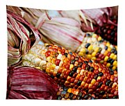 Indian Corn Tapestry