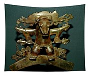 Indian Gold Tapestry