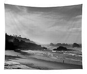 Indian Point Beach - Oregon Coast Tapestry