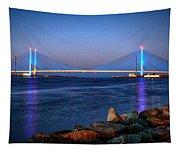 Indian River Inlet Bridge Twilight Tapestry