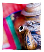 Indian Tea Kettle Tapestry