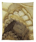Indian Temple Arches Tapestry