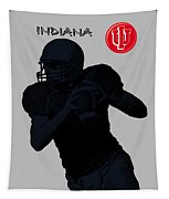 Indiana Football Tapestry