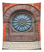 Indianapolis Union Station Building Tapestry
