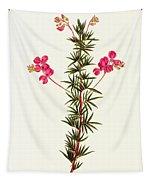 Indigo Plant Tapestry