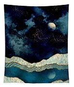 Indigo Sky Tapestry
