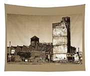 Industrial Decay Sepia 1 Tapestry
