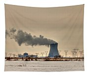 Industrialscape Tapestry
