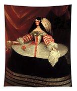 Inez De Zuniga - Countess Of Monterrey Tapestry