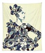 Inner Beauty II Tapestry