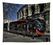 Inner City Tram Tapestry