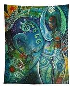 Inner Goddess By Reina Cottier Tapestry