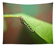 Insect Larva 3 Tapestry